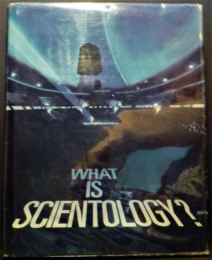 What Is Scientology? by L. Ron Hubbard