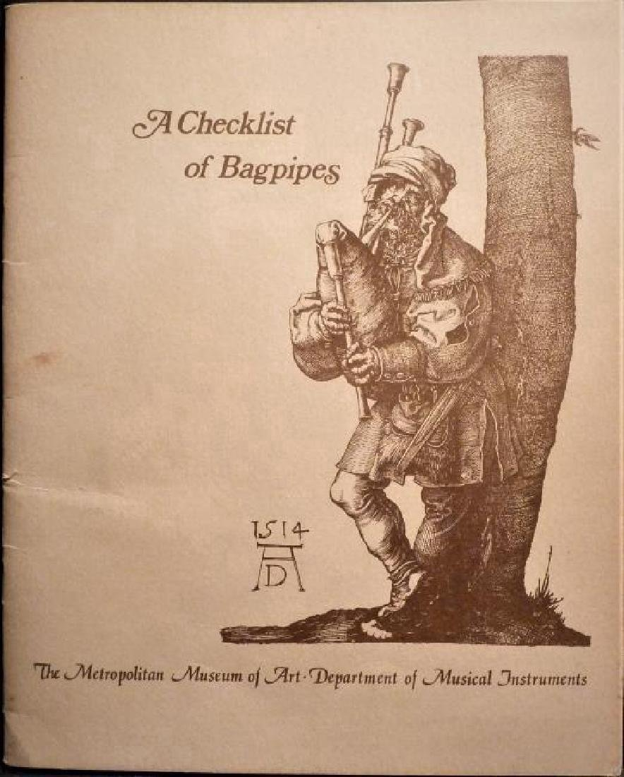 A Checklist of Bagpipes by The MET