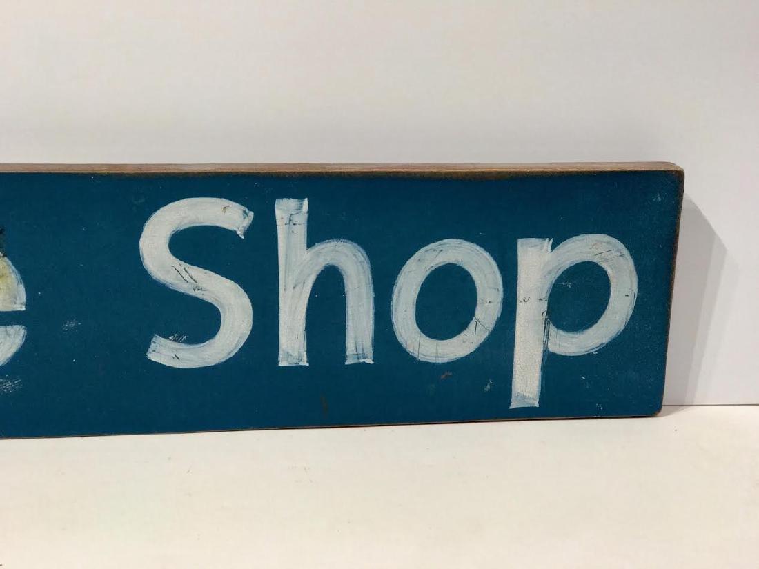 Tackle Shop Trade Sign - 3