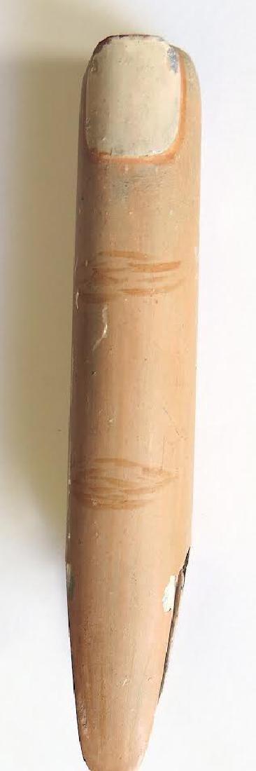 Magic Trick Finger, Circa 1910