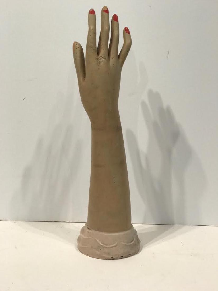 Countertop Display Hand