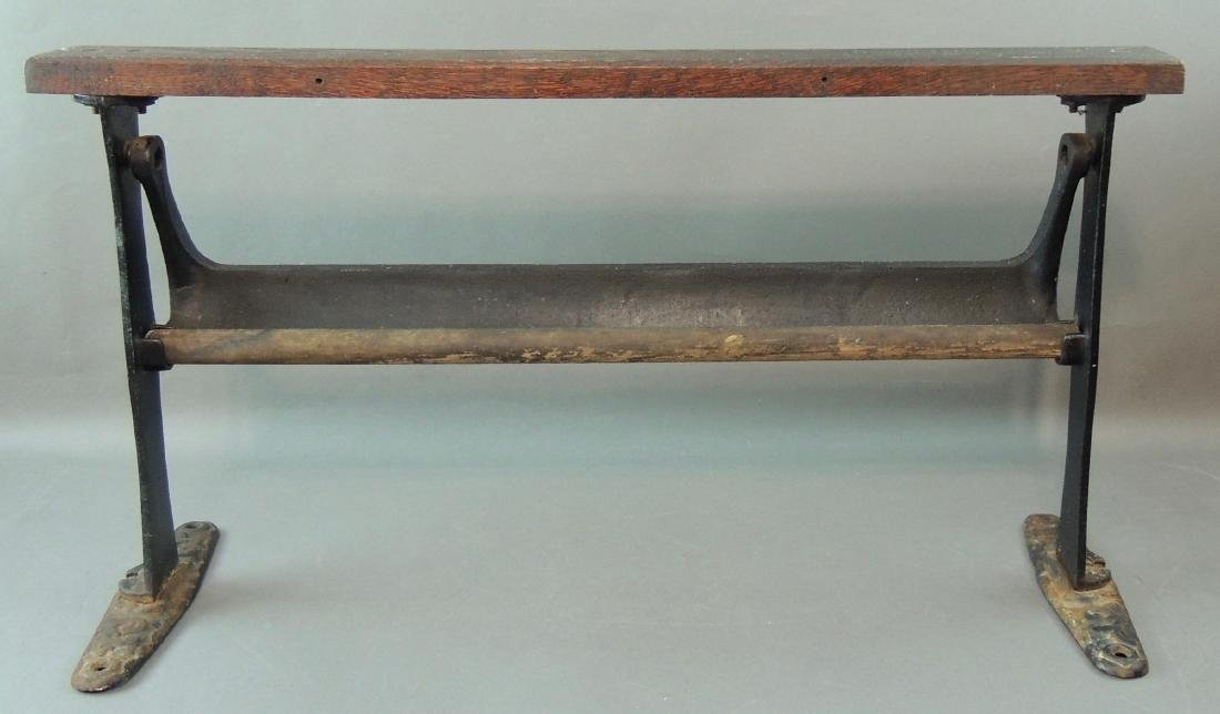 Vintage Rex #18 Country Store Paper Roll Cutter - 2