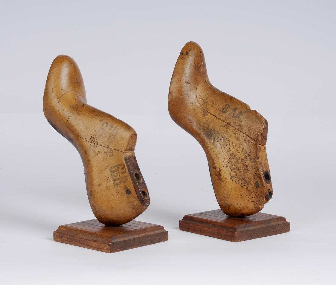 Cobbler's Shoe Mold Bookends