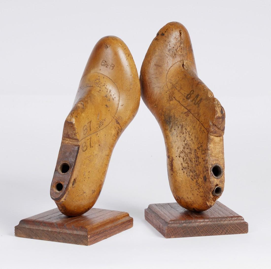 Cobbler's Shoe Mold Bookends - 3
