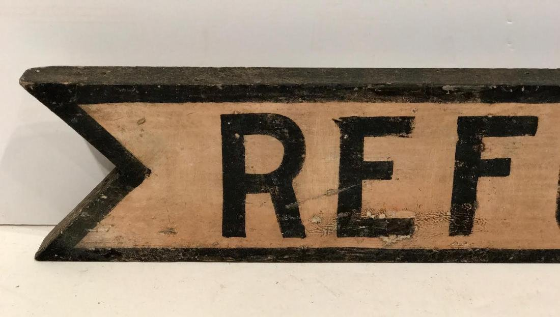 Refuse Trade Sign (Extenuate) - 2