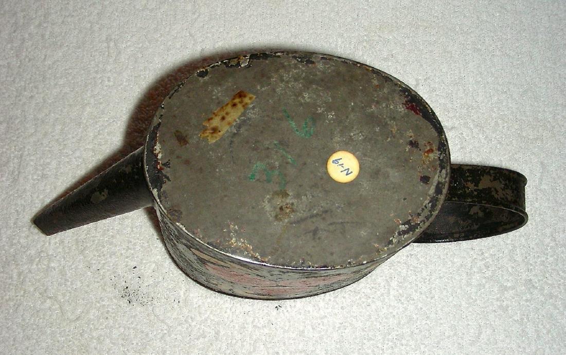 Decorated Toleware (Tin) Teapot, c. 1840-1860 - 7