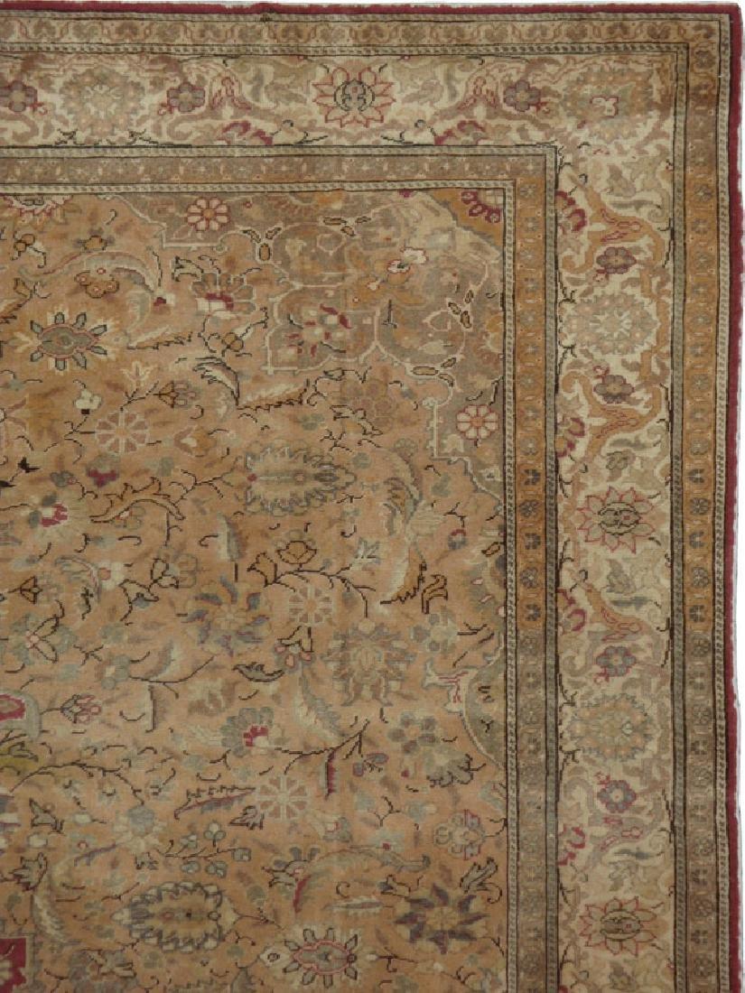 Vintage Turkish Sivas Rug 6.4x9.9 - 2