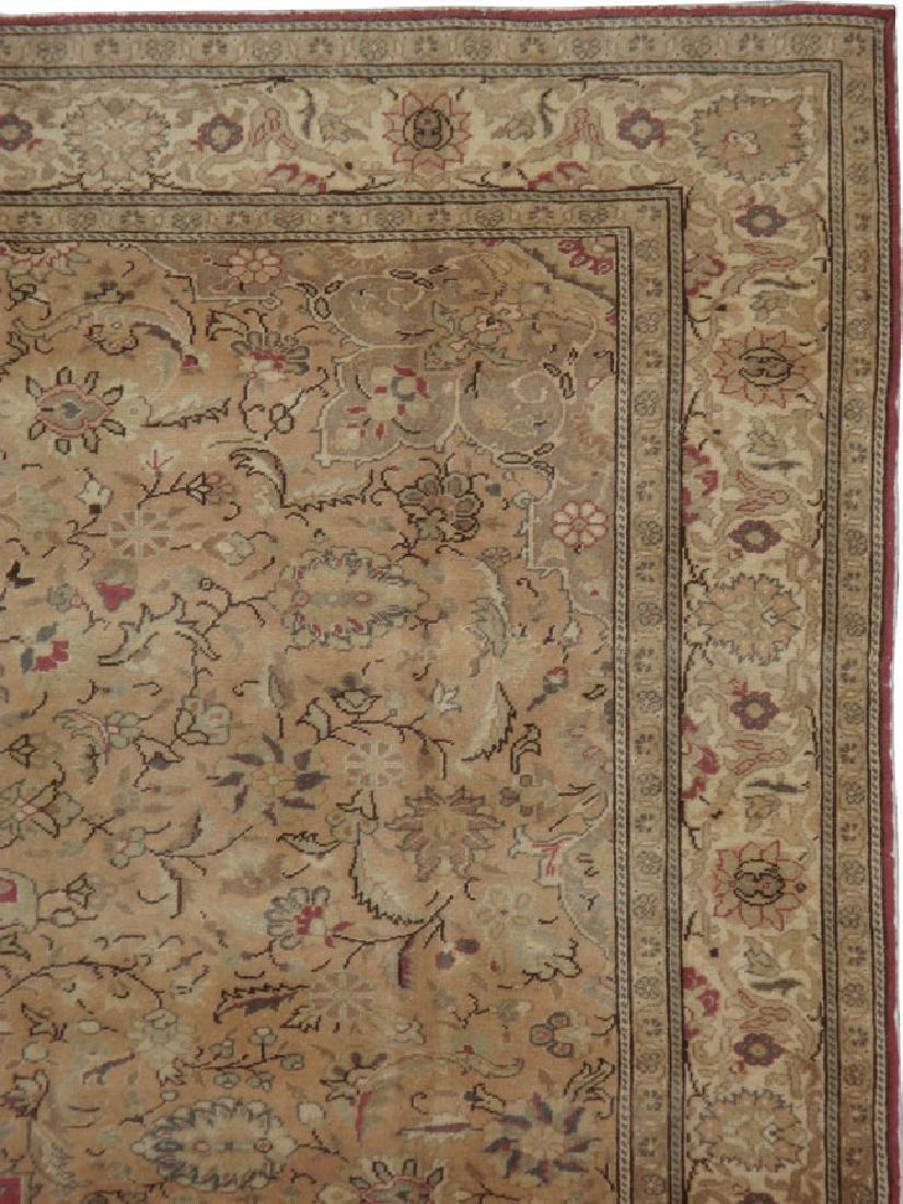 Vintage Turkish Sivas Rug 6.4x9.9 - 3