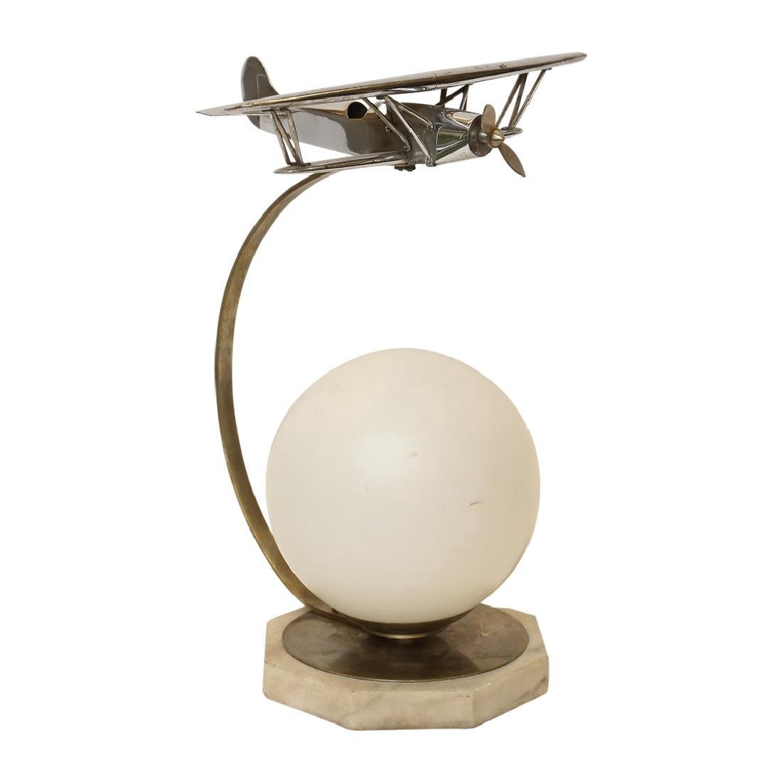 Aircraft Desk Lamp