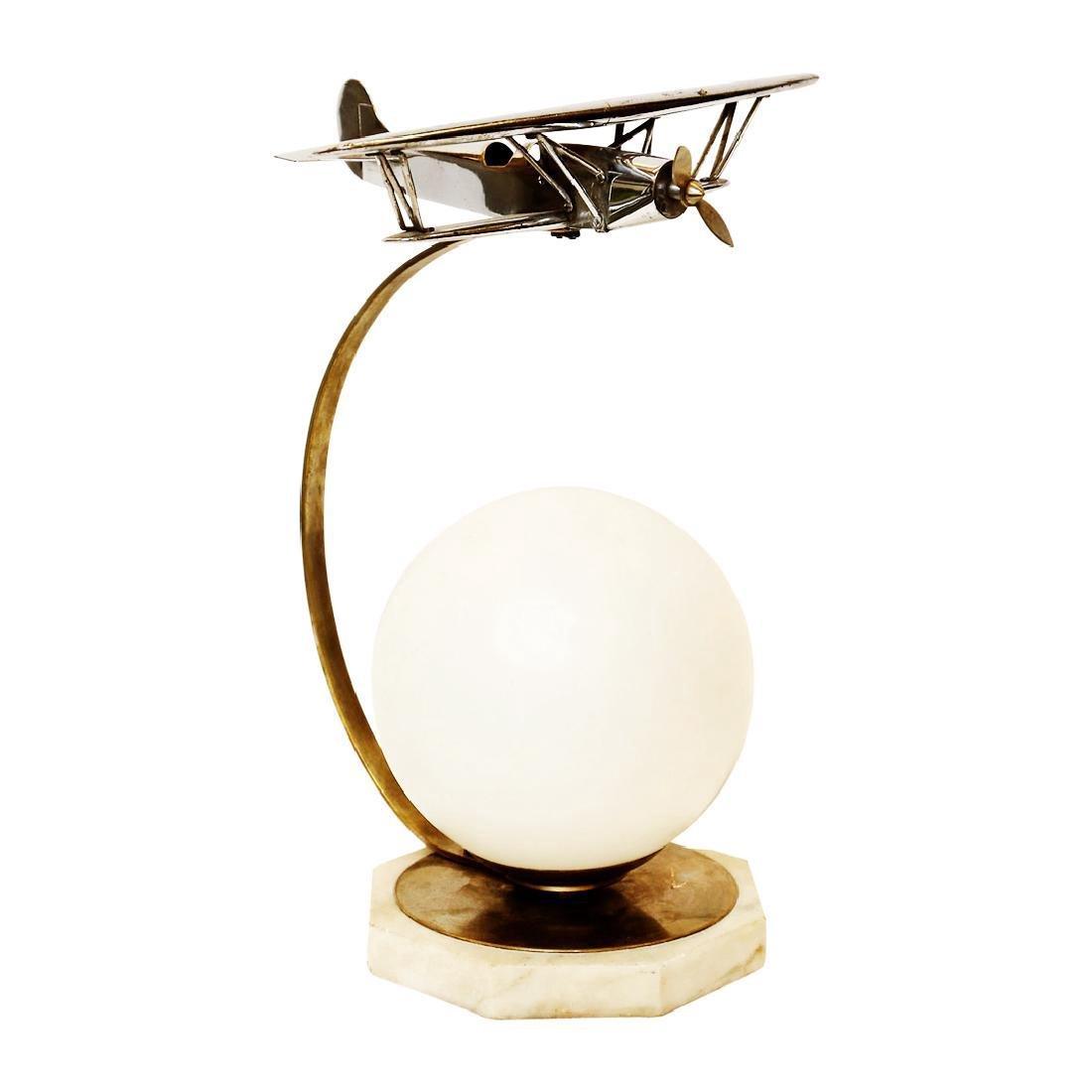 Aircraft Desk Lamp - 8