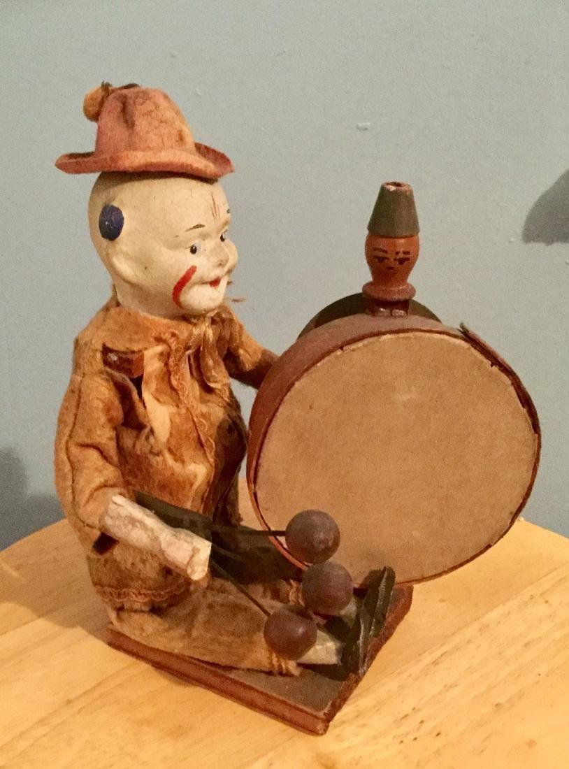 German Clown Musician Noisemaker