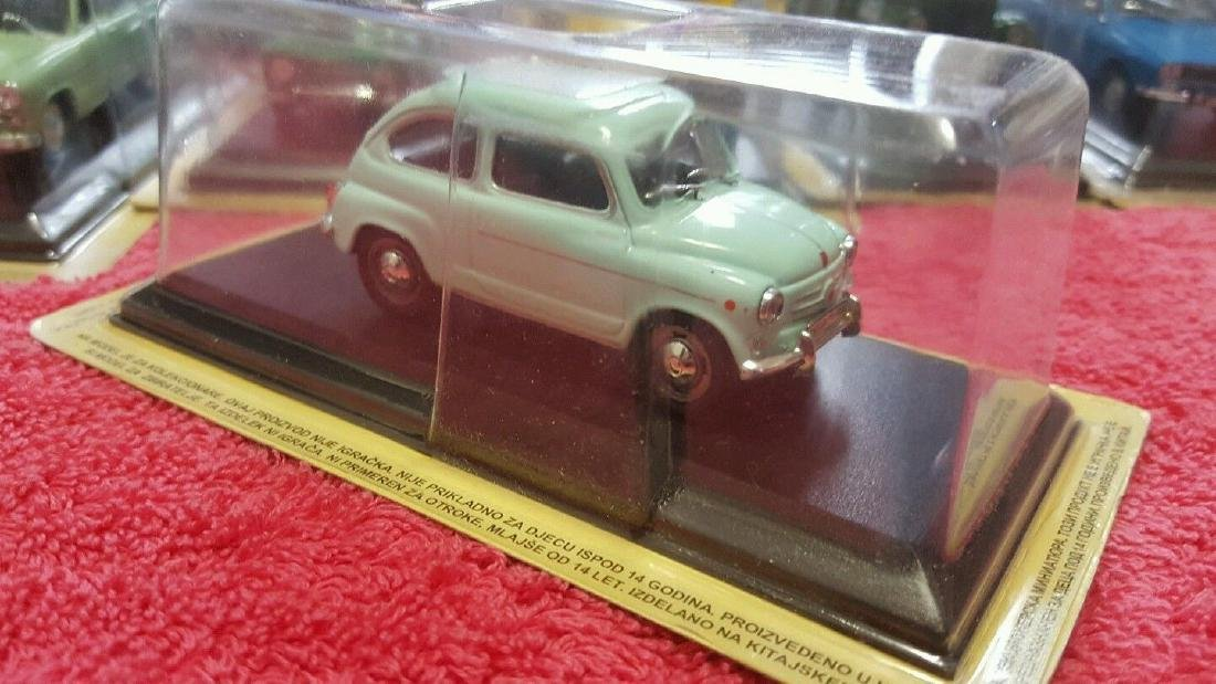 Collectibles Miniature Cars Lot Of 58 (Never Opened) - 7