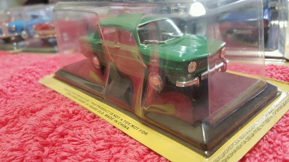 Collectibles Miniature Cars Lot Of 58 (Never Opened) - 9