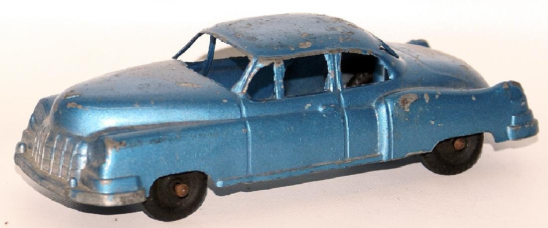 Vintage STRUCTO 1950 CADILLAC Diecast Sedan Toy Car