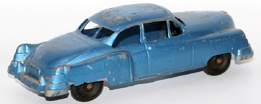Vintage STRUCTO 1950 CADILLAC Diecast Sedan Toy Car - 2