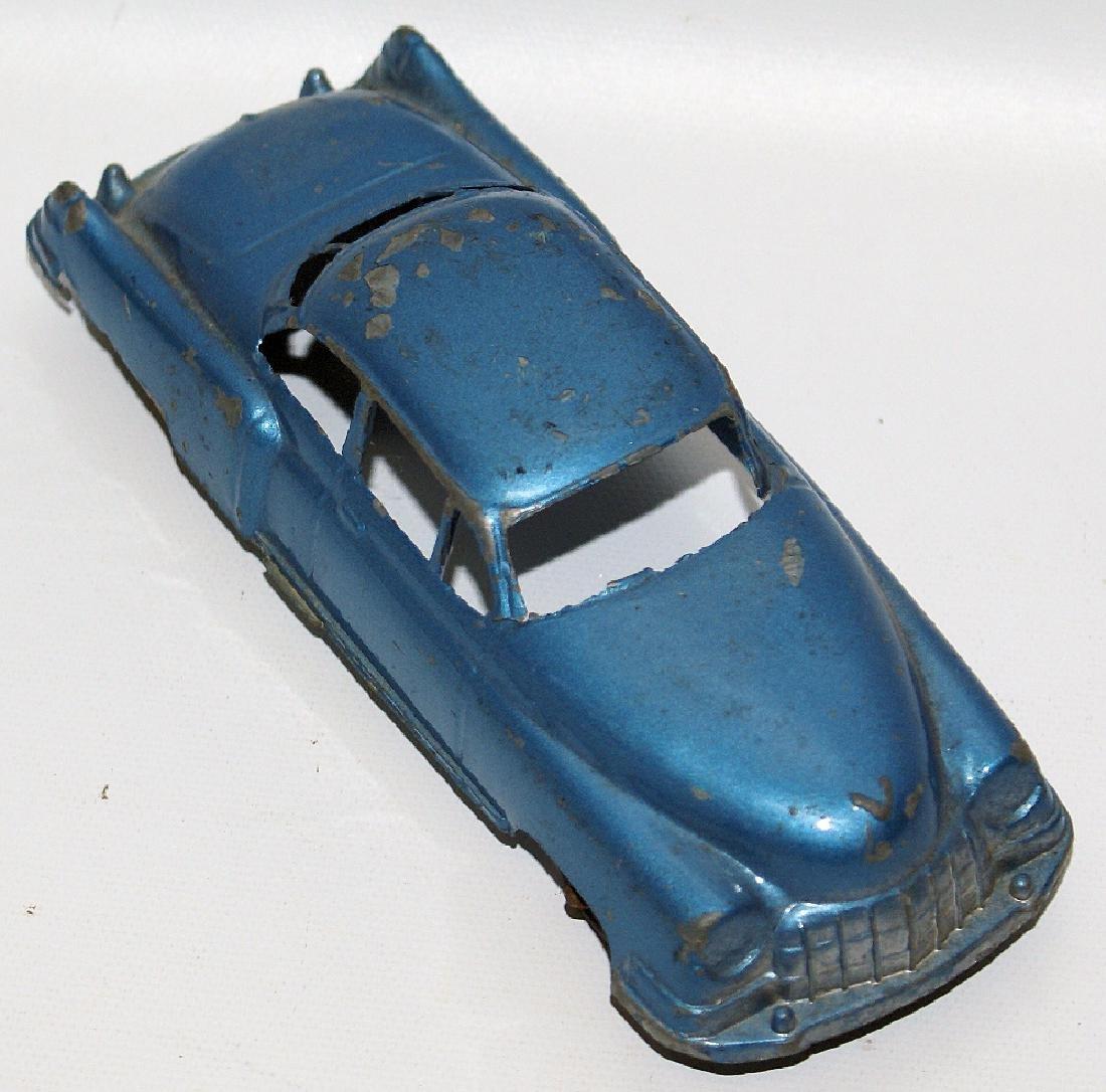 Vintage STRUCTO 1950 CADILLAC Diecast Sedan Toy Car - 3