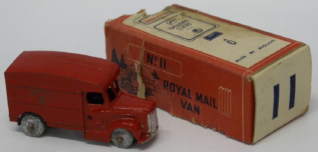 Vintage MORRIS & STONE (London) #11 ROYAL MAIL TRUCK