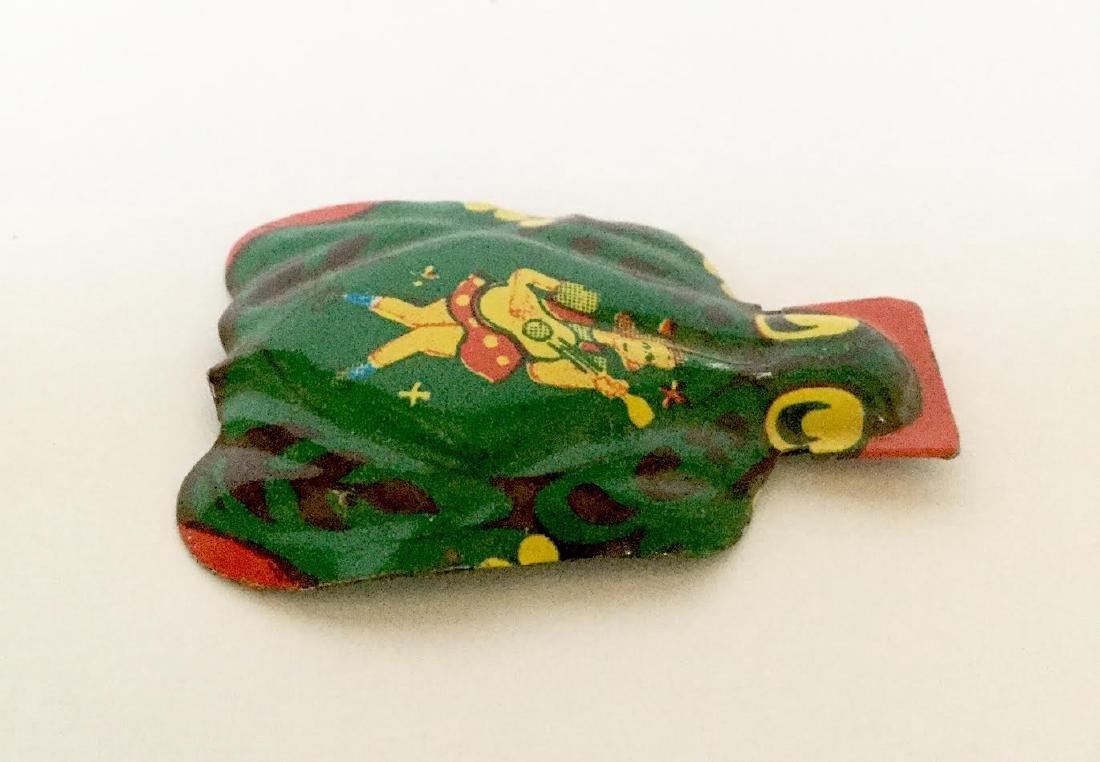 Tin Litho FROG Clicker Toy - 2