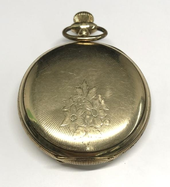 South Bend Pocket Watch 20 Years - 2