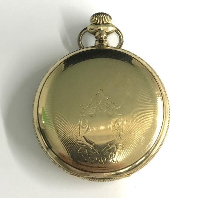 South Bend Pocket Watch 20 Years - 3
