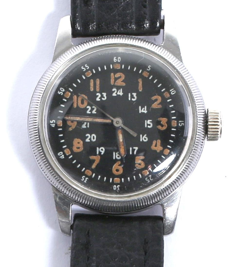 Waltham Type A-17 Military Naviagation Hack Watch