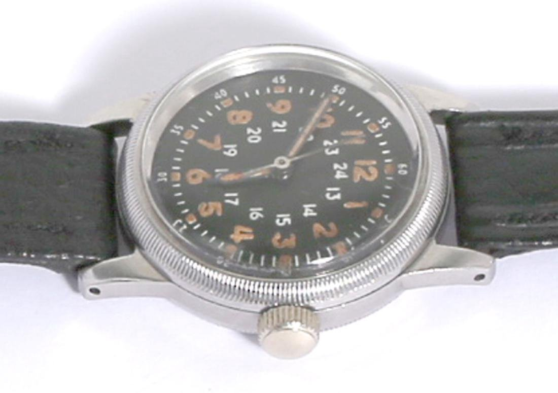 Waltham Type A-17 Military Naviagation Hack Watch - 3