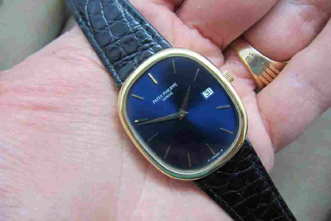 Patek Philippe Golden Ellipse Jumbo Watch
