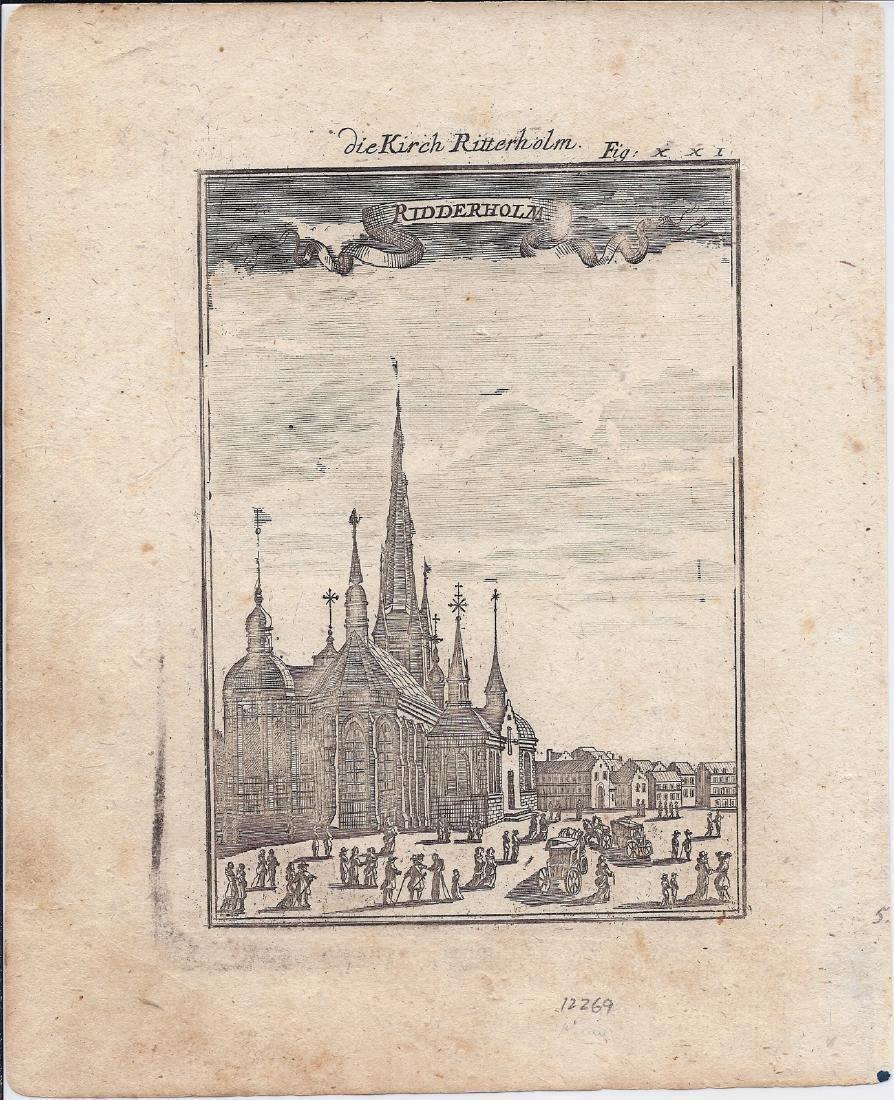 Ridderholm Die Kirch Ritterholm
