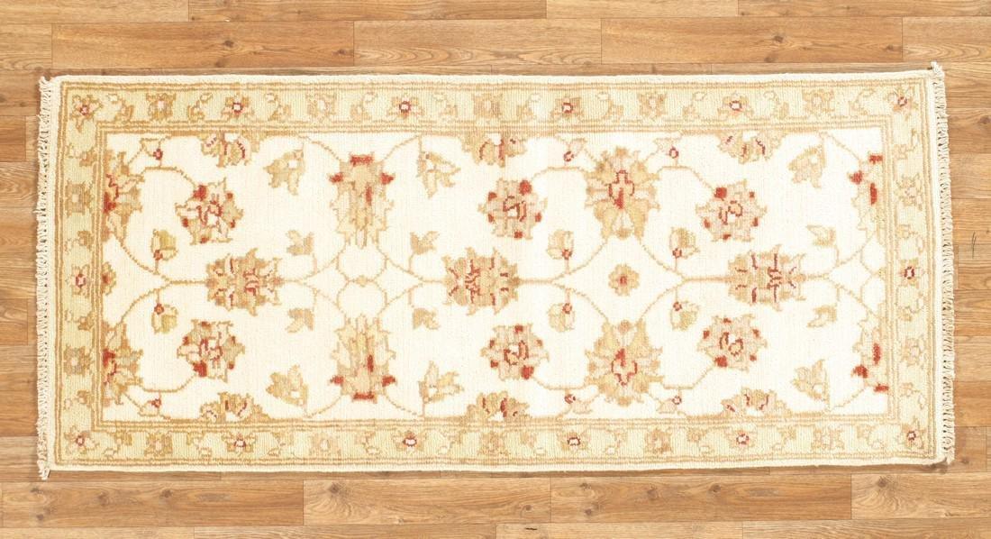 Handmade Indo Chobi Area Rug 2x5