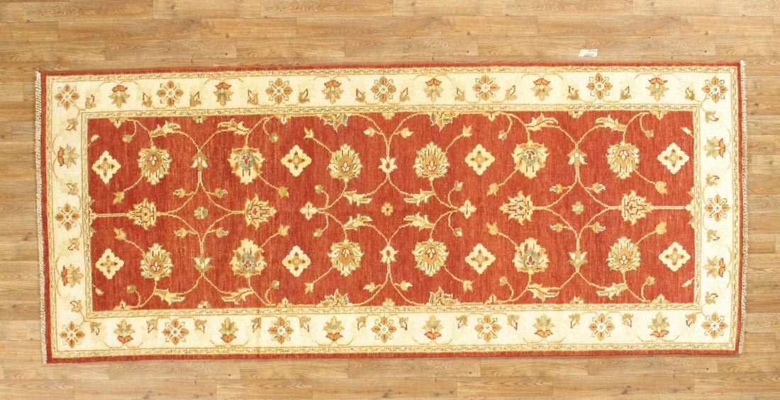 Elegant Indo Chobi Runner Rug 4x10