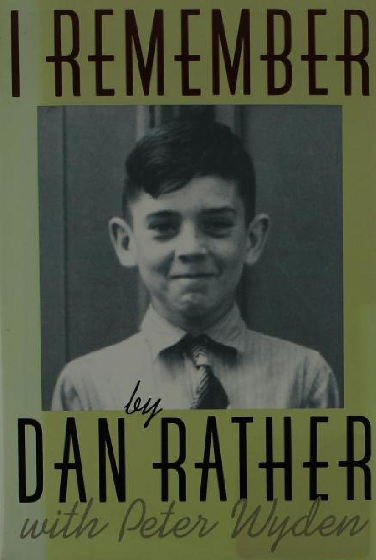 I Remember by Dan Rather 1991