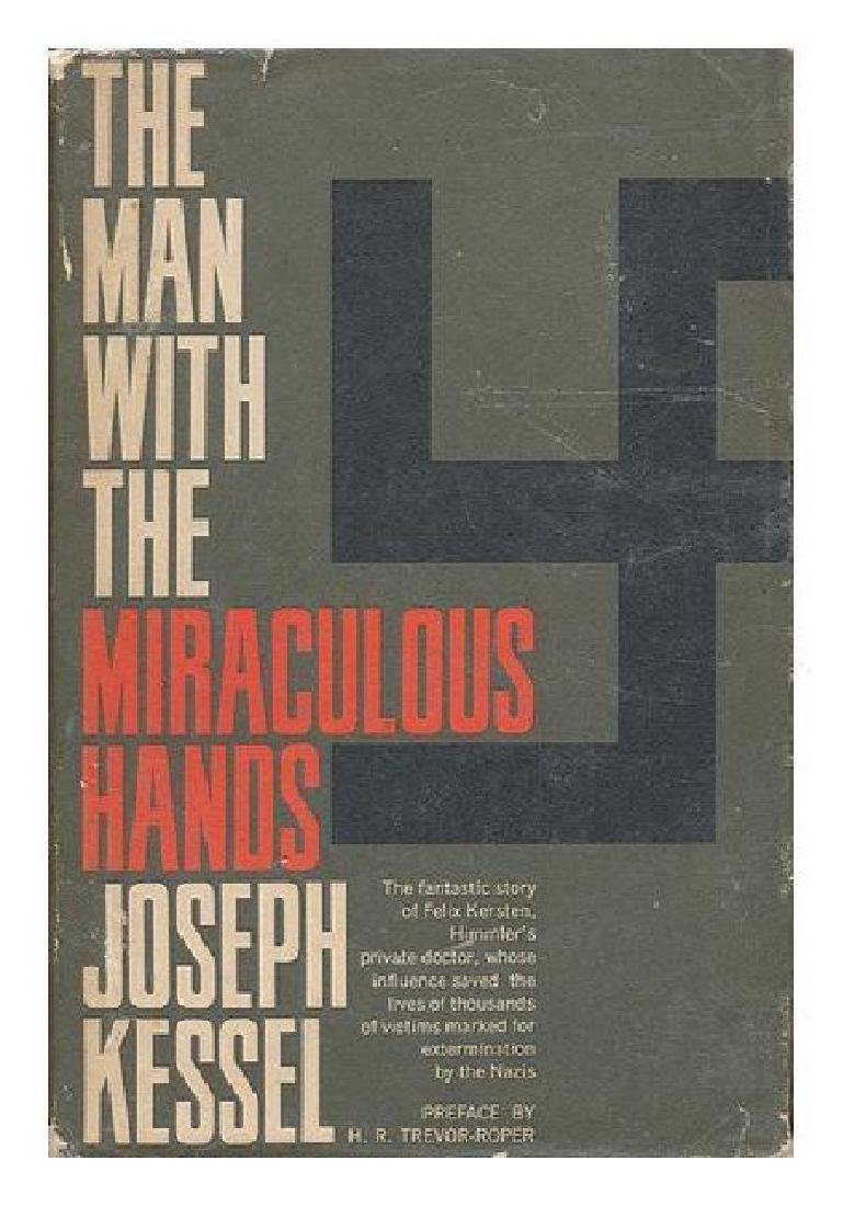 The Man with the Miraculous Hands by Joseph Kessel