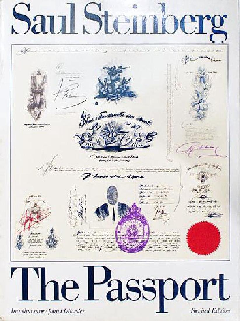 The passport Paperback by Saul Steinberg 1979