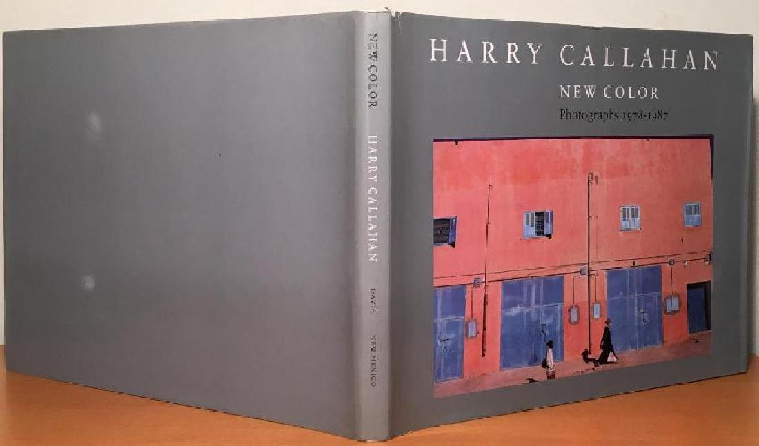 New Color Photographs by Harry Callahan