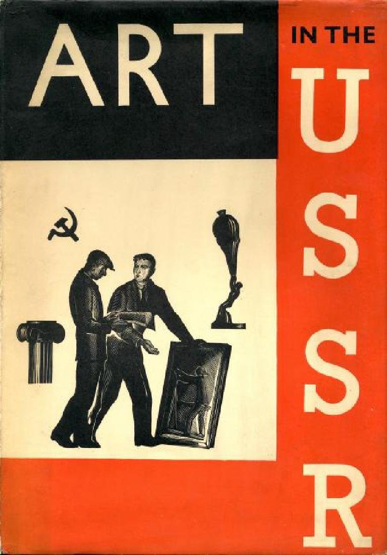 Art in the USSR, Special Autumn Number of the Studio