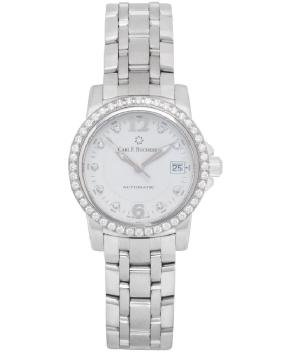 Carl F. Bucherer Patravi Autodate Diamond Ladies Watch
