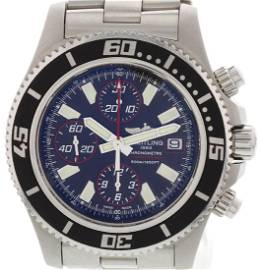 Breitling Aeromarine Superocean Watch W Box/papers