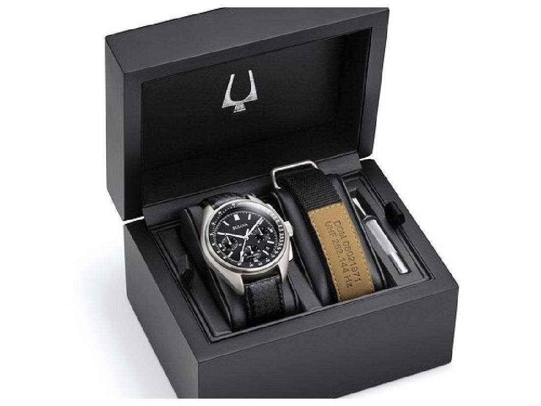 Bulova Chronograph Tachymeter Watch