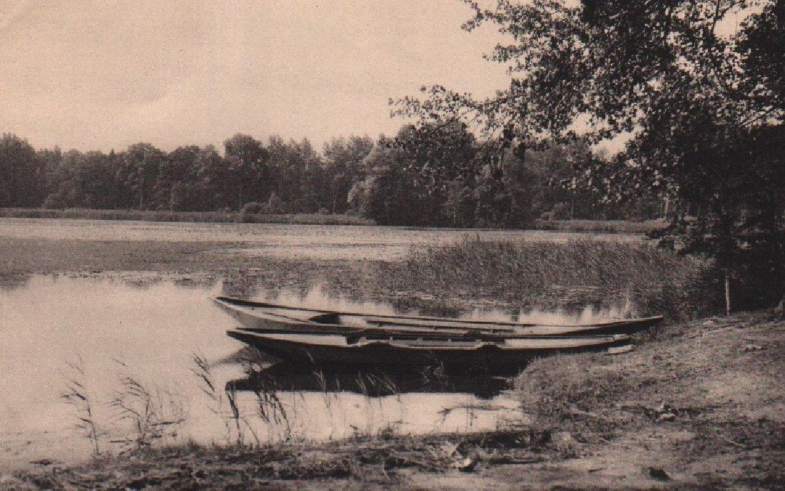 GERMAINE KRULL - French Countryside - Boats