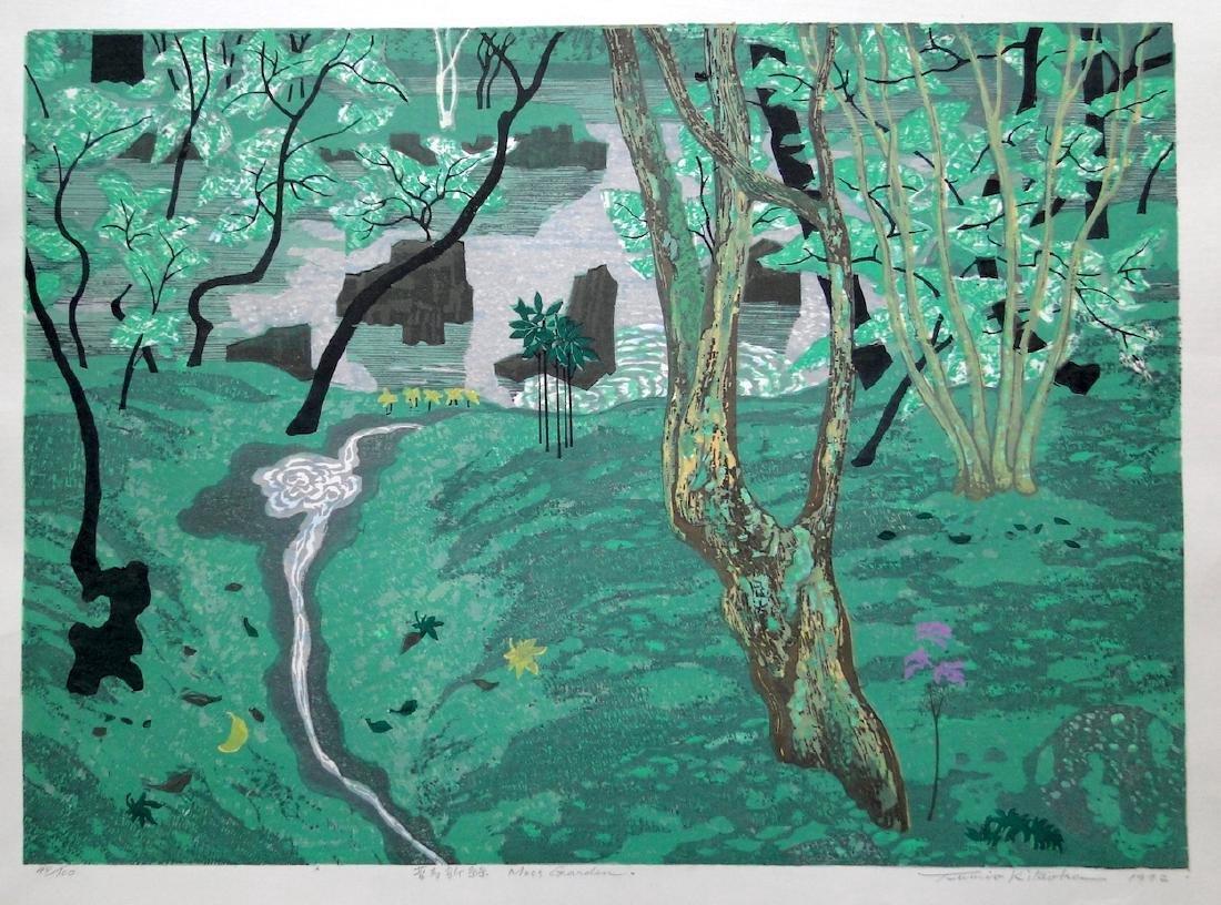 Fumio Kitaoka: Moss Garden
