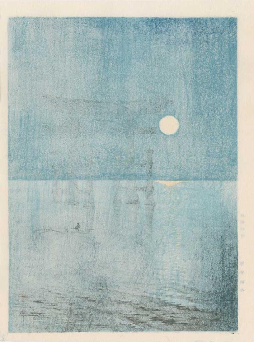 Koho Shoda: Moonlight at Miyajima - 2