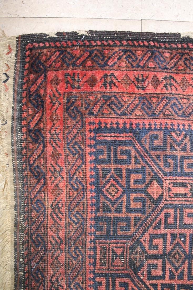 Antique Baluch Rug 3.0x5.7 - 3