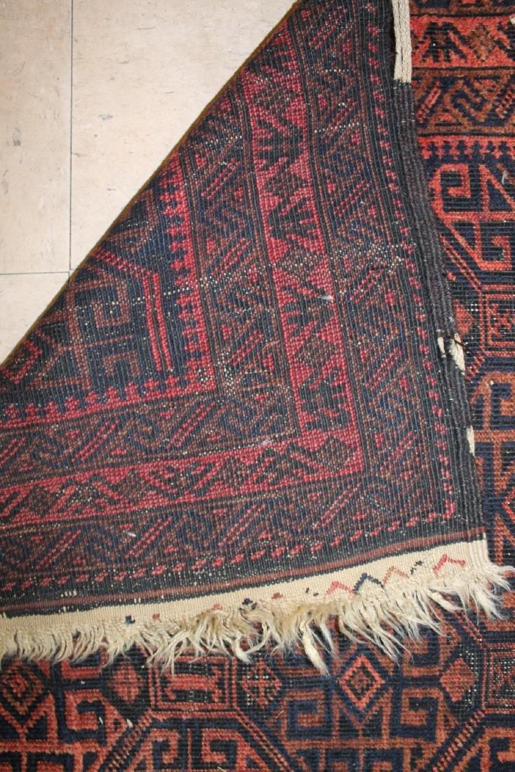 Antique Baluch Rug 3.0x5.7 - 4