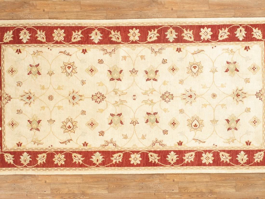 Gallery Size Indo Chobi Rug 4x8 - 2