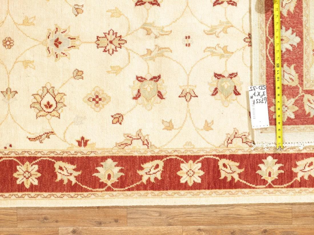 Gallery Size Indo Chobi Rug 4x8 - 6