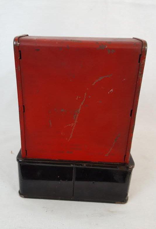 Red Uncle Sam Register Bank. 1930's. - 2