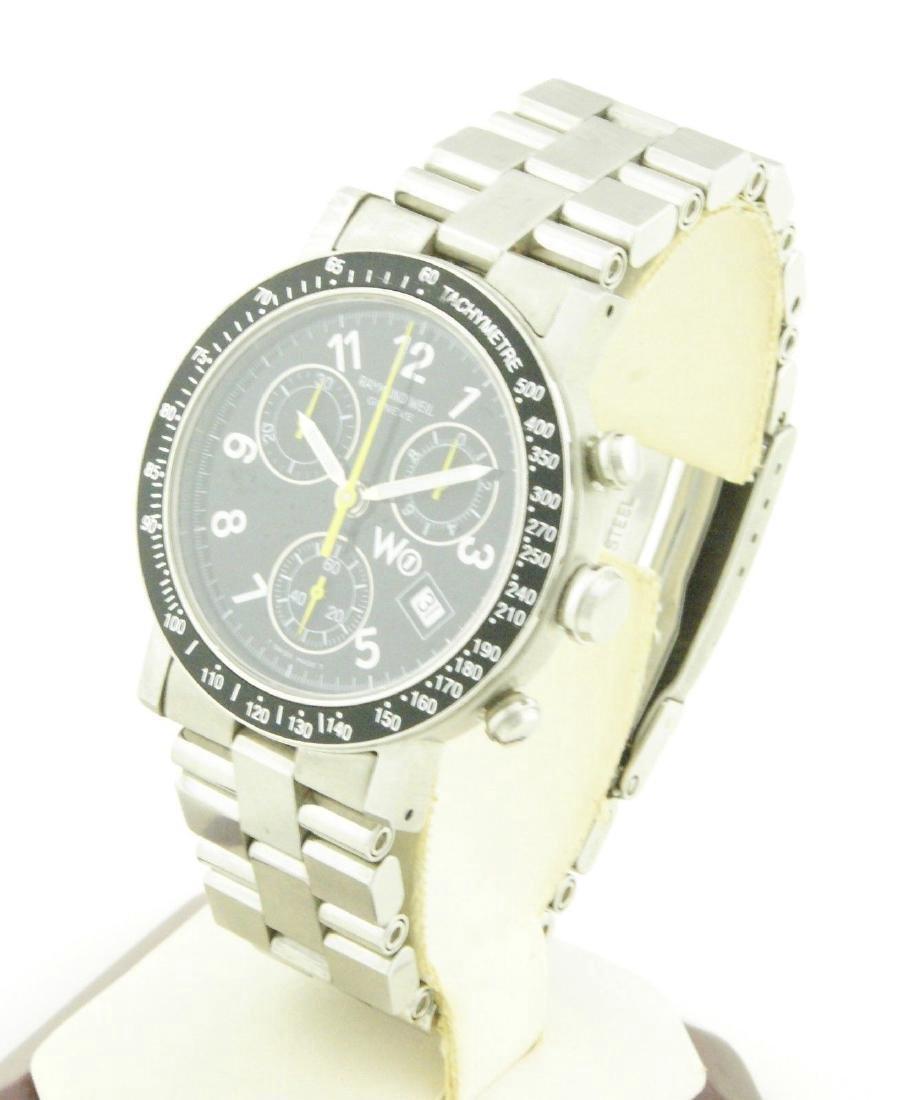 Raymond Weil W1 5000 Tachymetre Chronograph Watch - 6