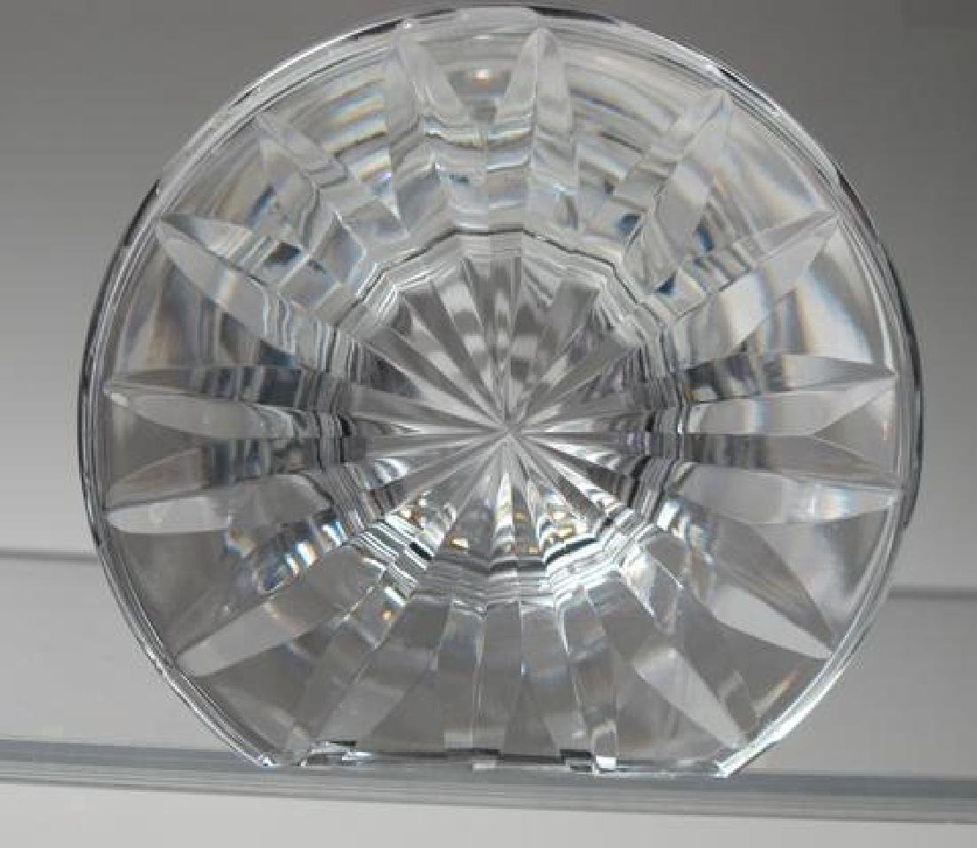 Waterford Cut Glass Knife Rest Signed Crystal - 3