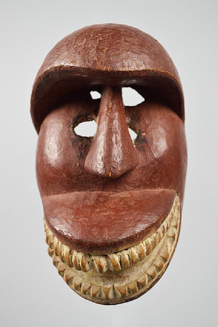 Chimpanzee Egungun Mask