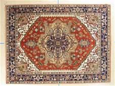 Handmade Wool Serapi Rug 810x119
